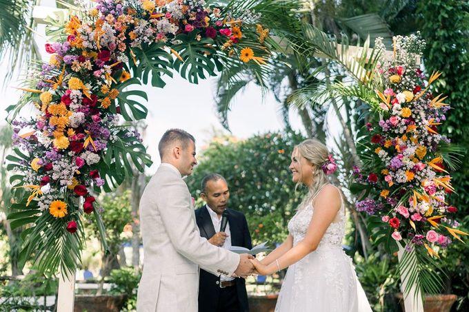 Ryan & Jorgie by Astagina Resort Villa & Spa Bali - 016