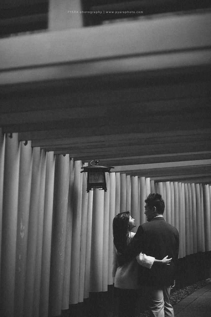 Selwyn Vitri | Japan Engagement Session by Carol by PYARA - 007