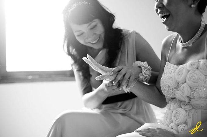 Wedding Nikita + Aldrin | Depok, Indonesia by Dedot Photography - 009