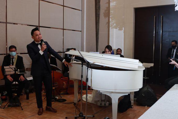 MC Wedding Intimate Fairmont Jakarta - Anthony Stevven by Anthony Stevven - 038