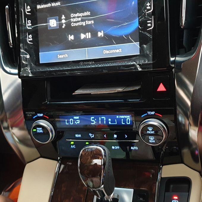 New Alphard Transformer by Bubu Wedding Car - 001