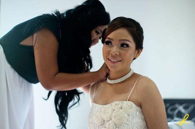 Wedding Nikita + Aldrin | Depok, Indonesia by Dedot Photography - 022
