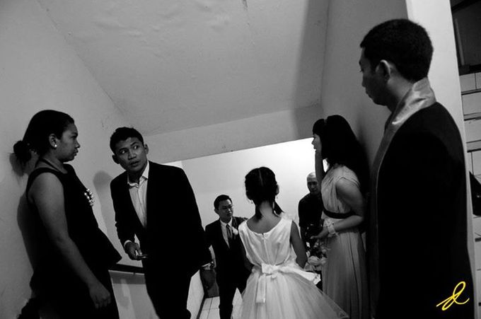 Wedding Nikita + Aldrin | Depok, Indonesia by Dedot Photography - 012