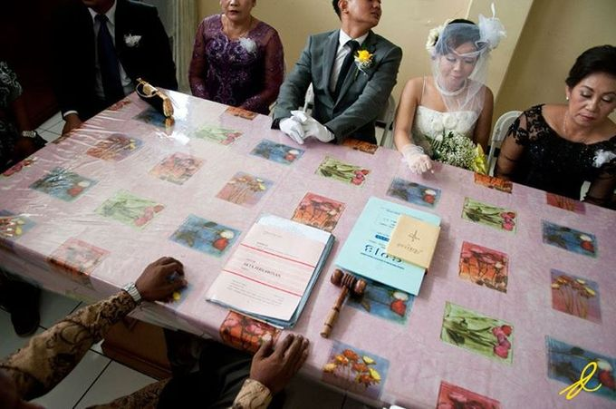 Wedding Nikita + Aldrin | Depok, Indonesia by Dedot Photography - 024