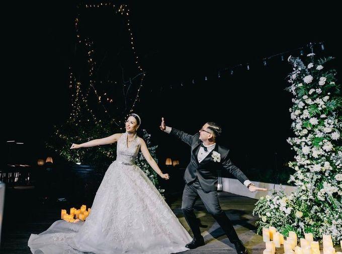 Edo & Caroline's Wedding by PRINCESS ORGANIZER - 001