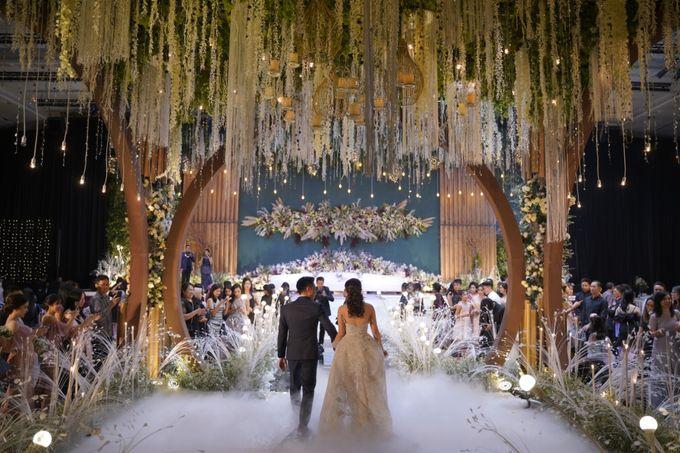 Alvin & Natasha Wedding by Philip Formalwear - 046