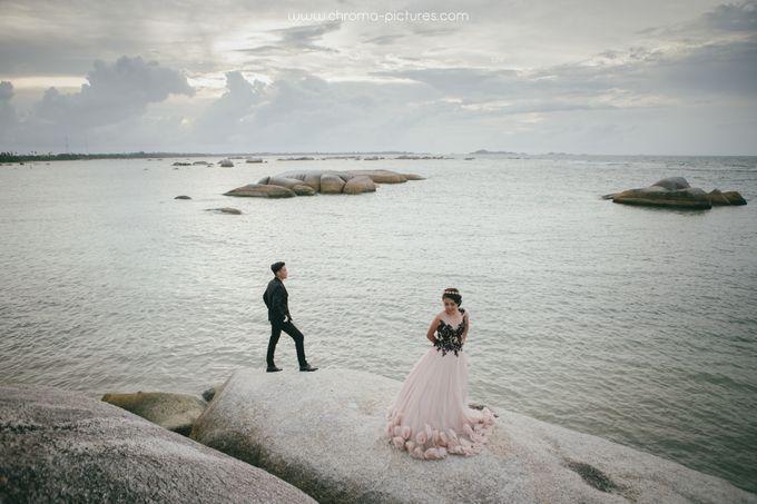 Herman & Vian Prewedding by Chroma Pictures - 010