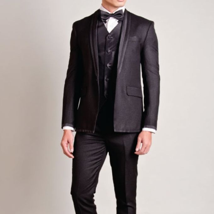Silver Point by Philip Formalwear - 001