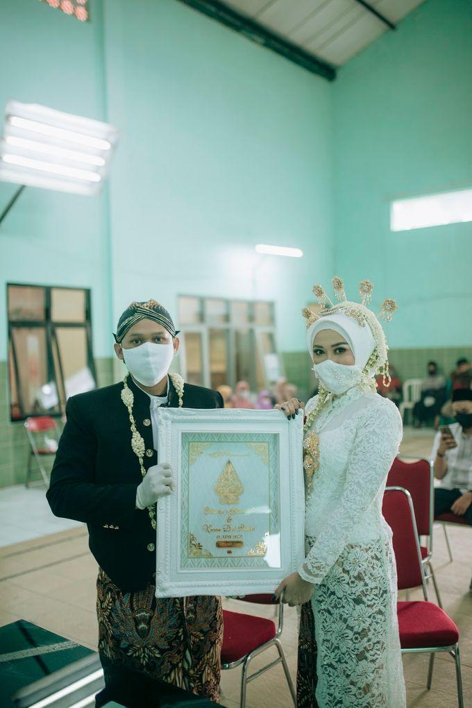 Micro Wedding Okta & Kresna by Kisah Kita Wedding Planner & Organizer - 019