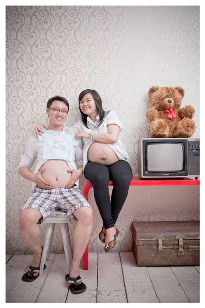 Maternity and baby photo by Vizio Photography - 021