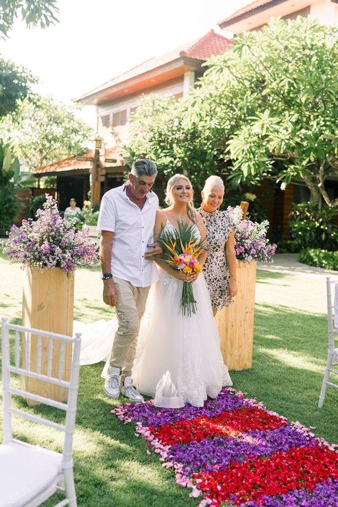 Ryan & Jorgie by Astagina Resort Villa & Spa Bali - 014