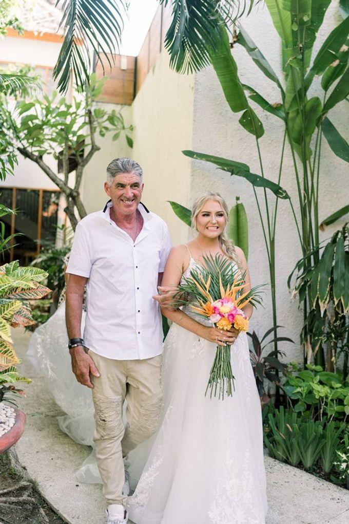 Ryan & Jorgie by Astagina Resort Villa & Spa Bali - 012