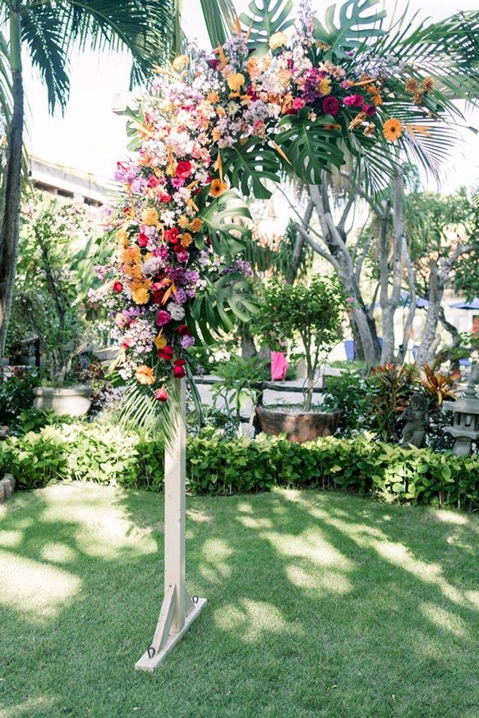 Ryan & Jorgie by Astagina Resort Villa & Spa Bali - 008
