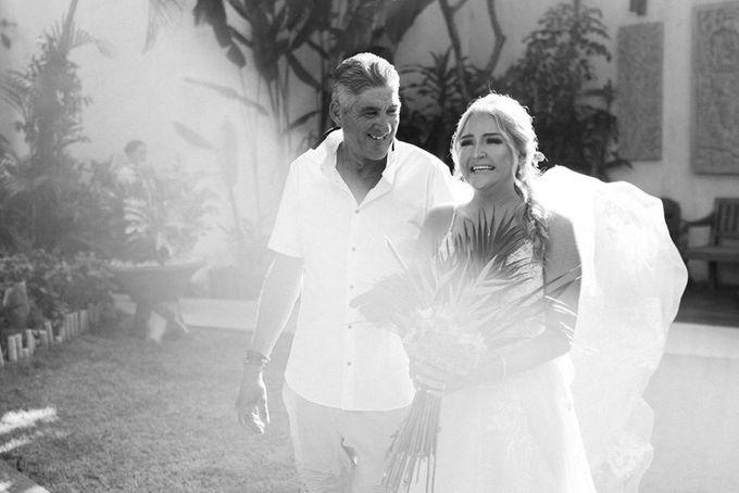 Ryan & Jorgie by Astagina Resort Villa & Spa Bali - 013