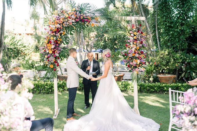 Ryan & Jorgie by Astagina Resort Villa & Spa Bali - 019