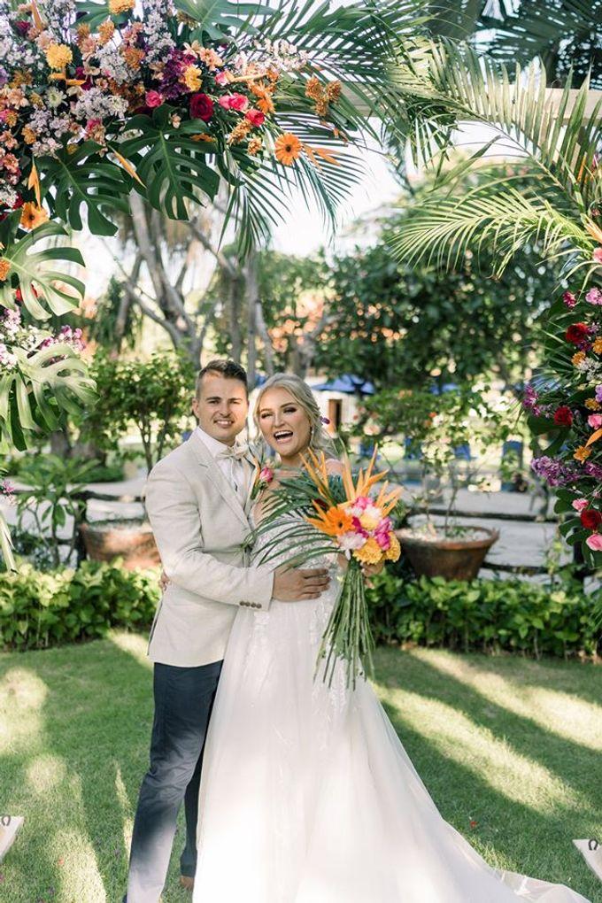 Ryan & Jorgie by Astagina Resort Villa & Spa Bali - 030