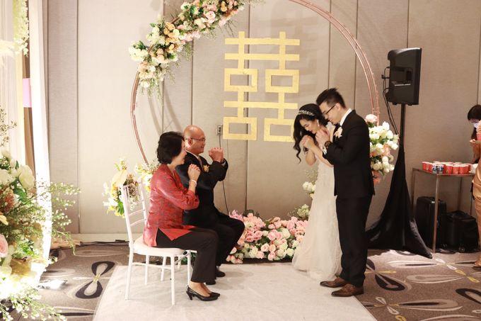MC Wedding Intimate Double Tree Jakarta by Anthony Stevven by Anthony Stevven - 015