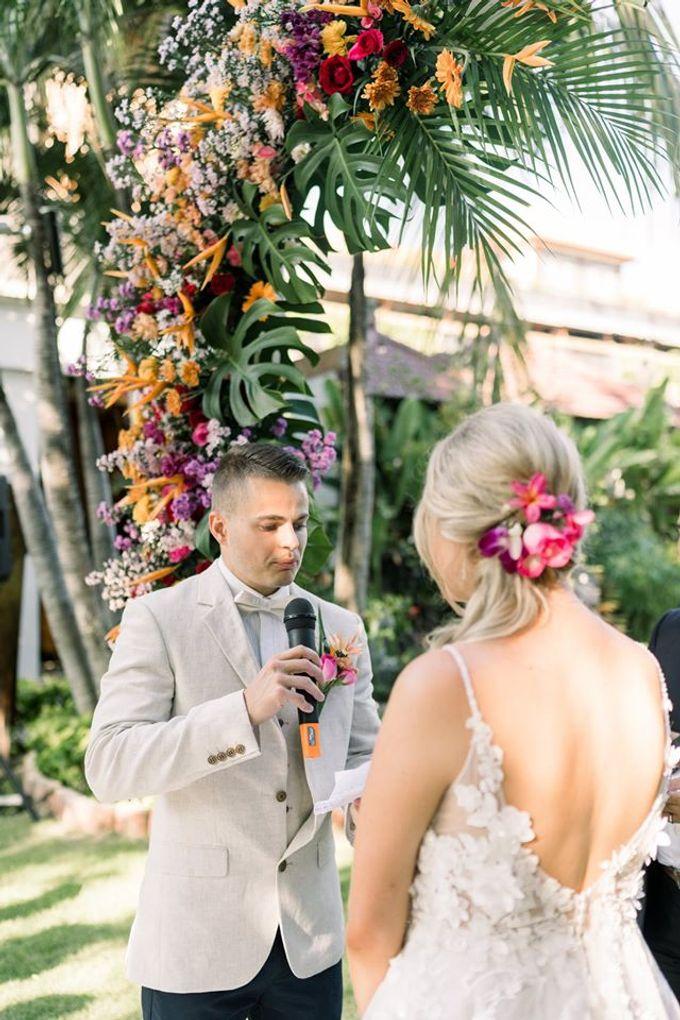 Ryan & Jorgie by Astagina Resort Villa & Spa Bali - 018