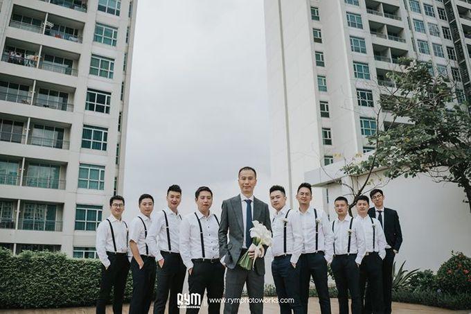 Ethan & Christin Wedding Day by RYM.Photography - 019