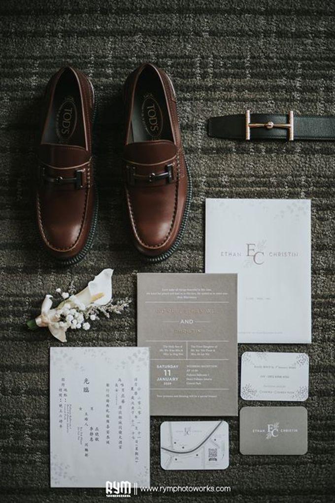 Ethan & Christin Wedding Day by RYM.Photography - 004