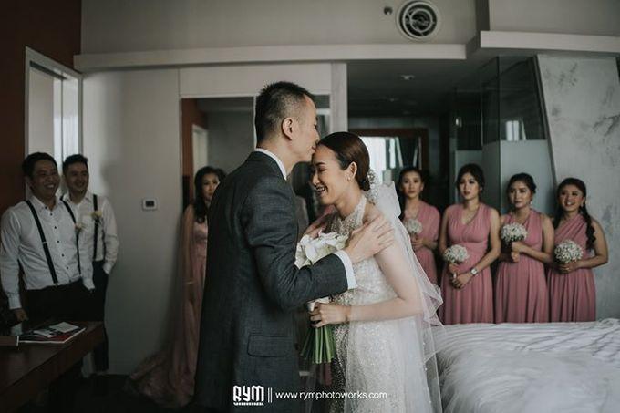 Ethan & Christin Wedding Day by RYM.Photography - 022