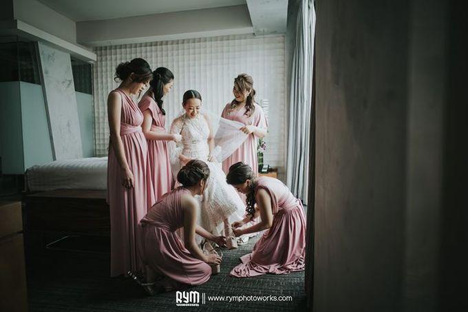 Ethan & Christin Wedding Day by RYM.Photography - 018