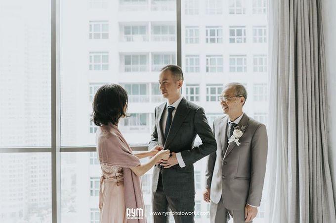 Ethan & Christin Wedding Day by RYM.Photography - 015