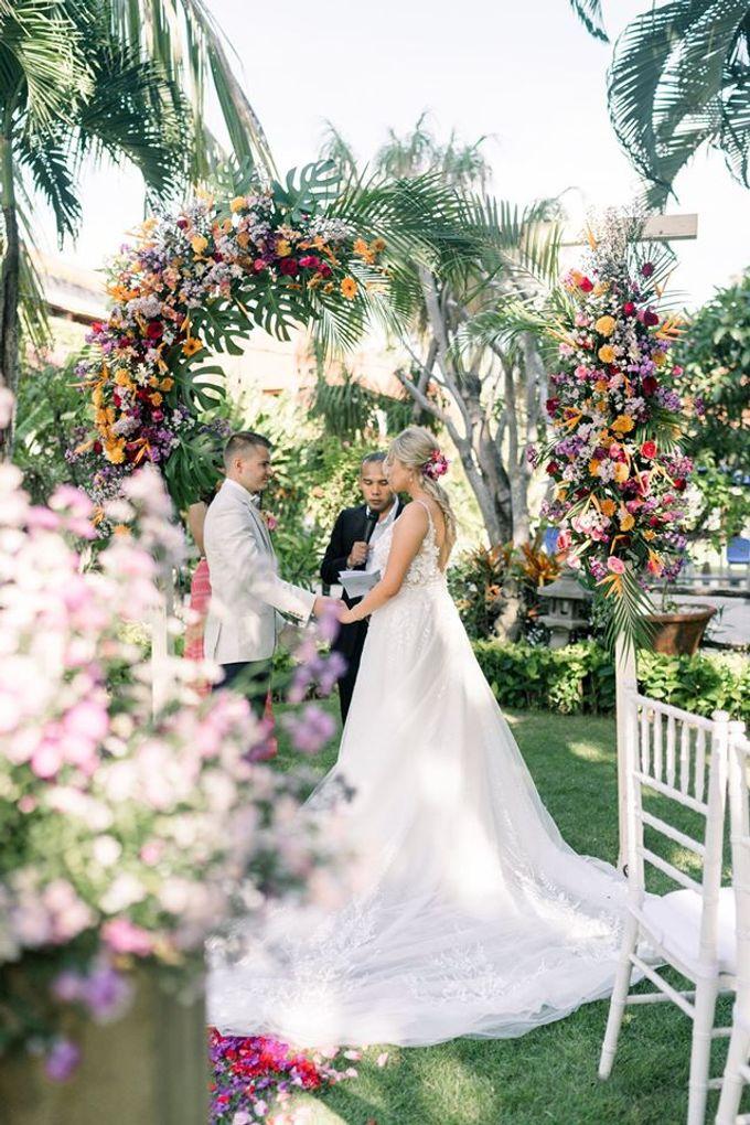 Ryan & Jorgie by Astagina Resort Villa & Spa Bali - 020