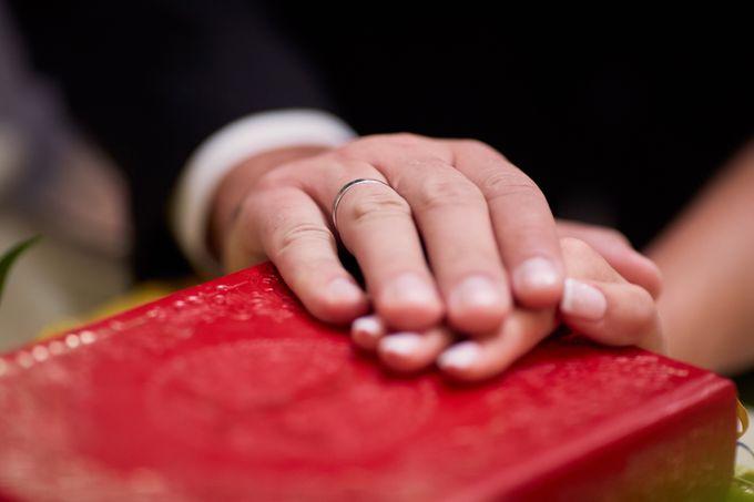 Wedding in Paris by Christian Wedding Planner & Celebrant by Mira Michael - 003