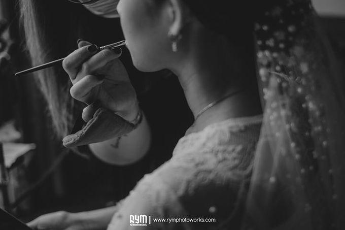 Ethan & Christin Wedding Day by RYM.Photography - 001