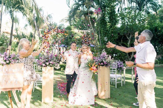 Ryan & Jorgie by Astagina Resort Villa & Spa Bali - 025