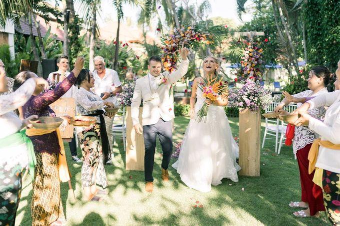 Ryan & Jorgie by Astagina Resort Villa & Spa Bali - 026