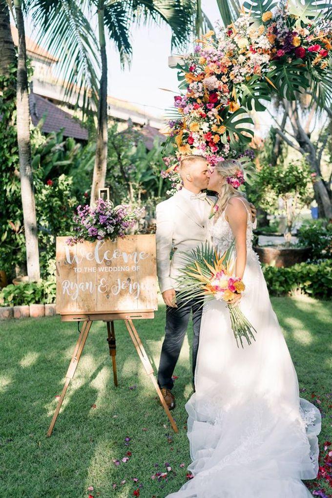 Ryan & Jorgie by Astagina Resort Villa & Spa Bali - 028