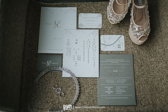 Ethan & Christin Wedding Day by RYM.Photography - 002