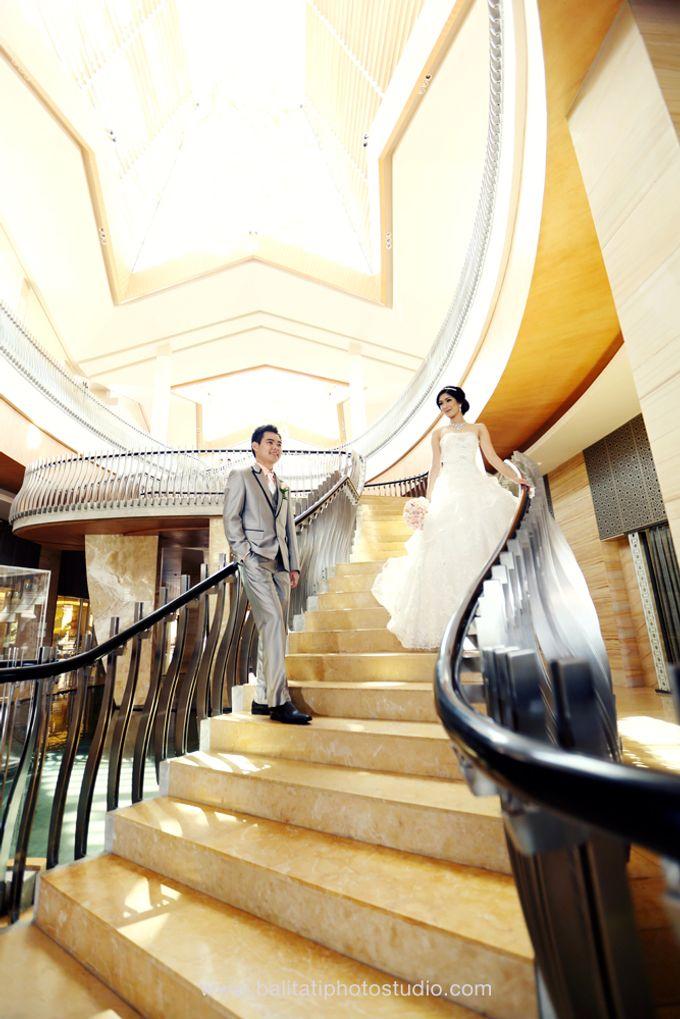 The Wedding of Ivan & Indah by Tati Photo - 021