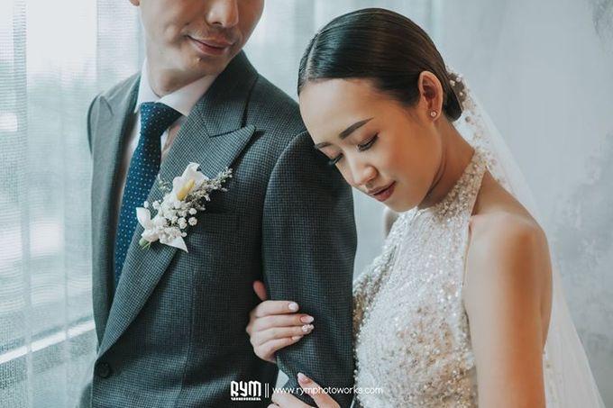 Ethan & Christin Wedding Day by RYM.Photography - 024