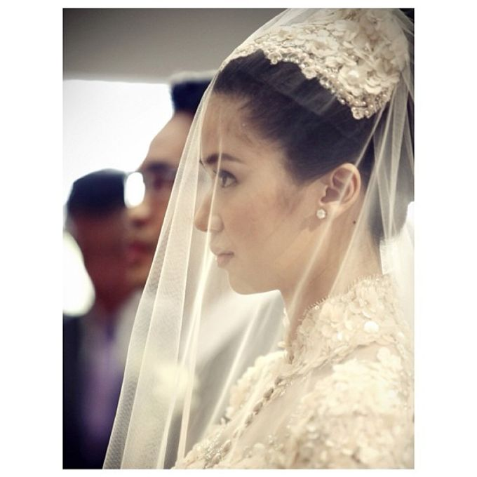 Beautiful Bride by DONNY LIEM The Make Up Art - 002