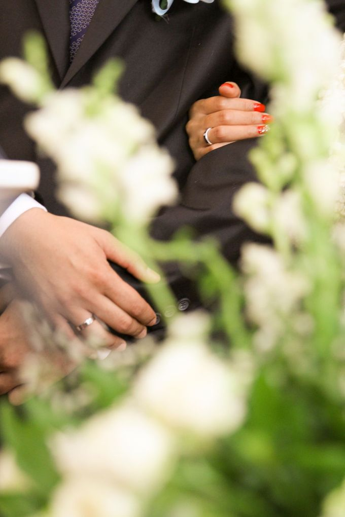 NITA + NAEL Wedding by Sianny Widyasari - 008