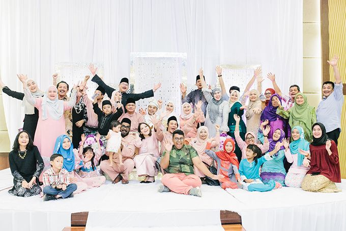Sharifah Zarah Hanis & Alif Fitri by ankl.co | Lifestyle & Wedding Photography - 010