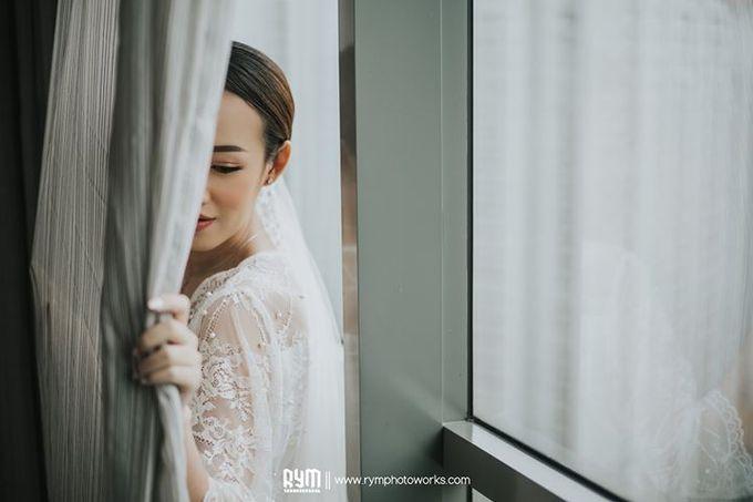 Ethan & Christin Wedding Day by RYM.Photography - 007