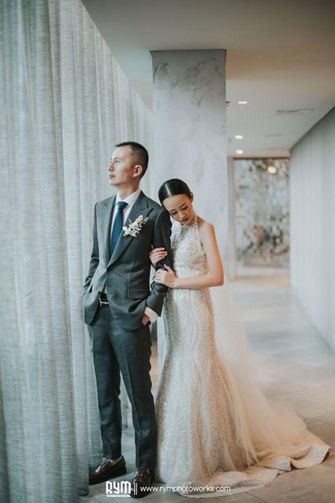 Ethan & Christin Wedding Day by RYM.Photography - 025