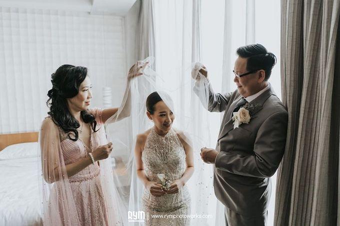 Ethan & Christin Wedding Day by RYM.Photography - 021