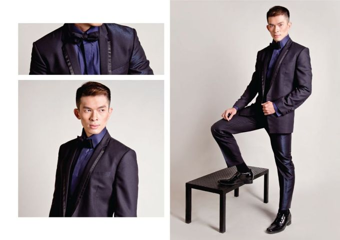 Silver Point by Philip Formalwear - 016