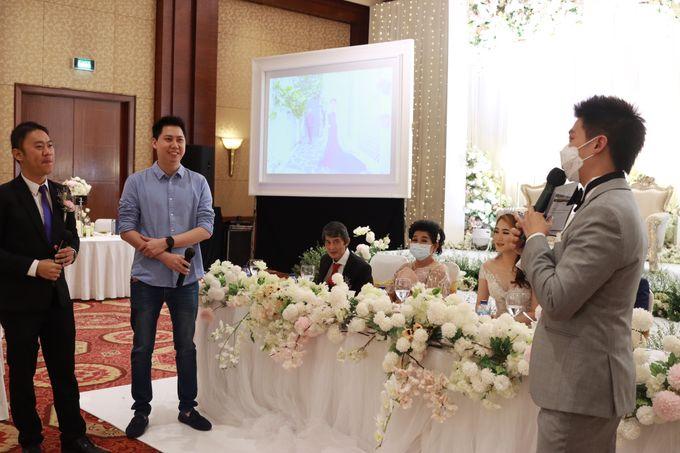 Entertainment Jazz Wedding JW Marriott Jakarta - Double V Entertainment by JW Marriott Hotel Jakarta - 016