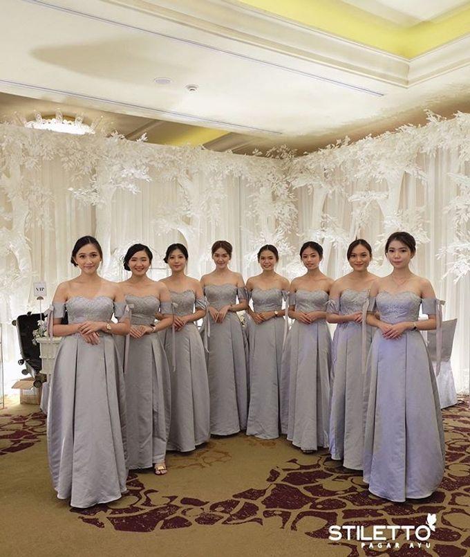 Wedding 2020 by STILETTO PAGAR AYU - 037
