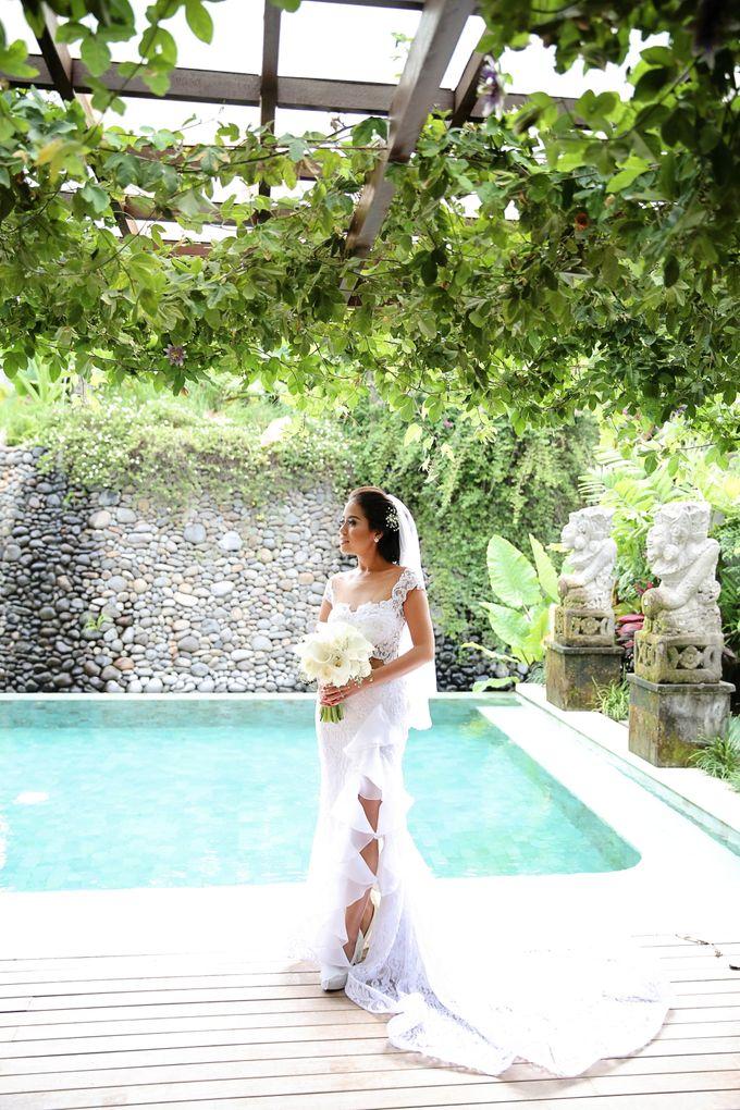 Sekar & Frank Wedding by Visesa Ubud - 010