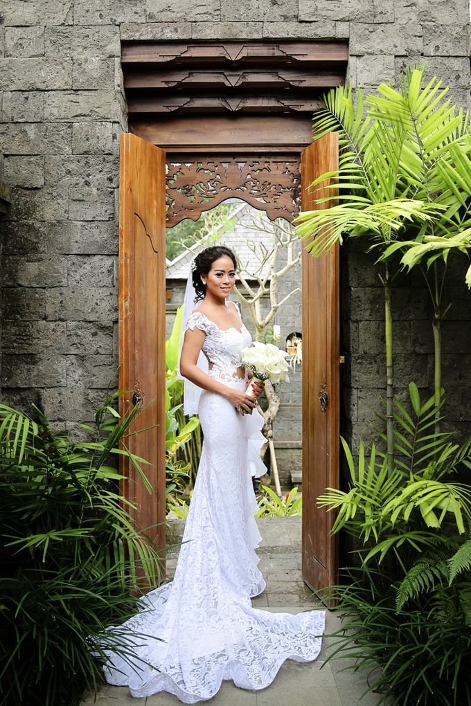 Sekar & Frank Wedding by Visesa Ubud - 011