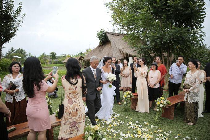 Sekar & Frank Wedding by Visesa Ubud - 015