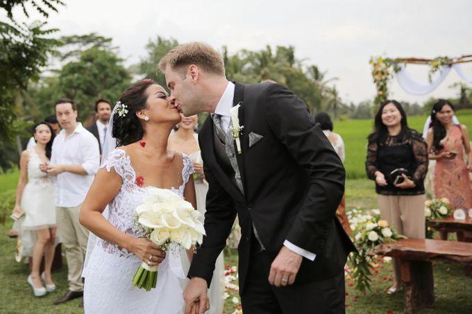 Sekar & Frank Wedding by Visesa Ubud - 014