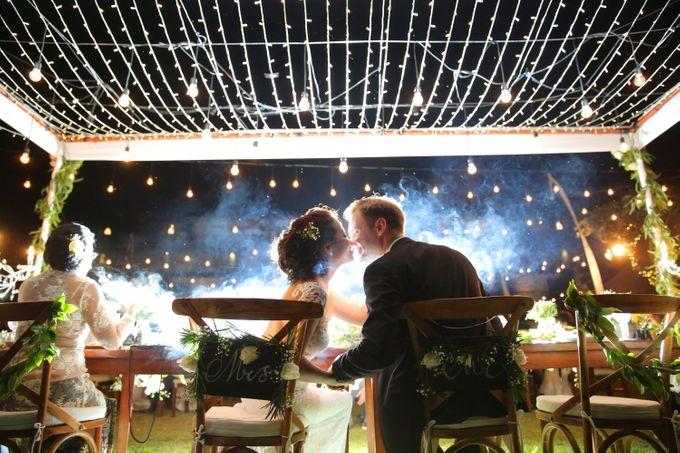Sekar & Frank Wedding by Visesa Ubud - 016